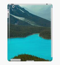 Moraine Lake Banff Icefields Parkway iPad Case/Skin