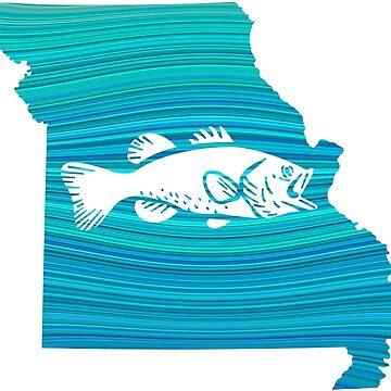Missouri Wave Fishing by esskay