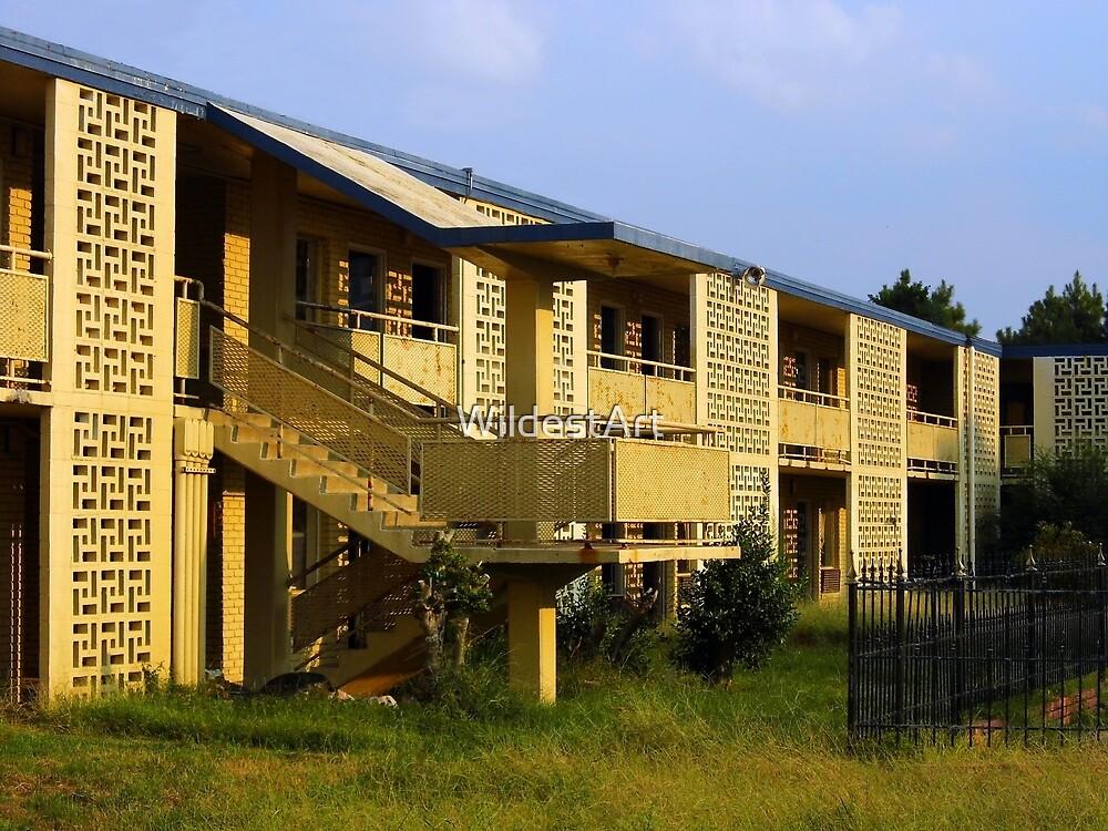 The Old Admiral Benbow Inn by WildestArt