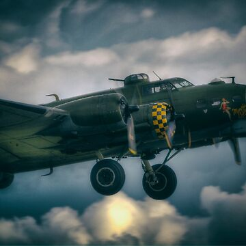 Sally B Takes To The Air by Nigdaw