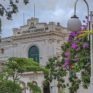Cuba. Santa Clara. Teatro la Caridad. by vadim19