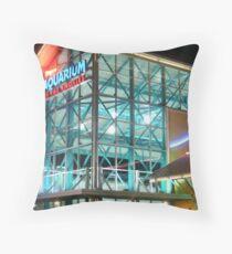 Ripley's Aquarium of the Smokies Throw Pillow