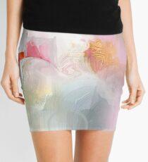 Multidimensional Mini Skirt