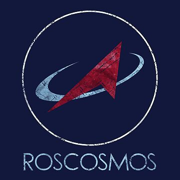 ROSCOSMOS Russian Space Agency by Lidra