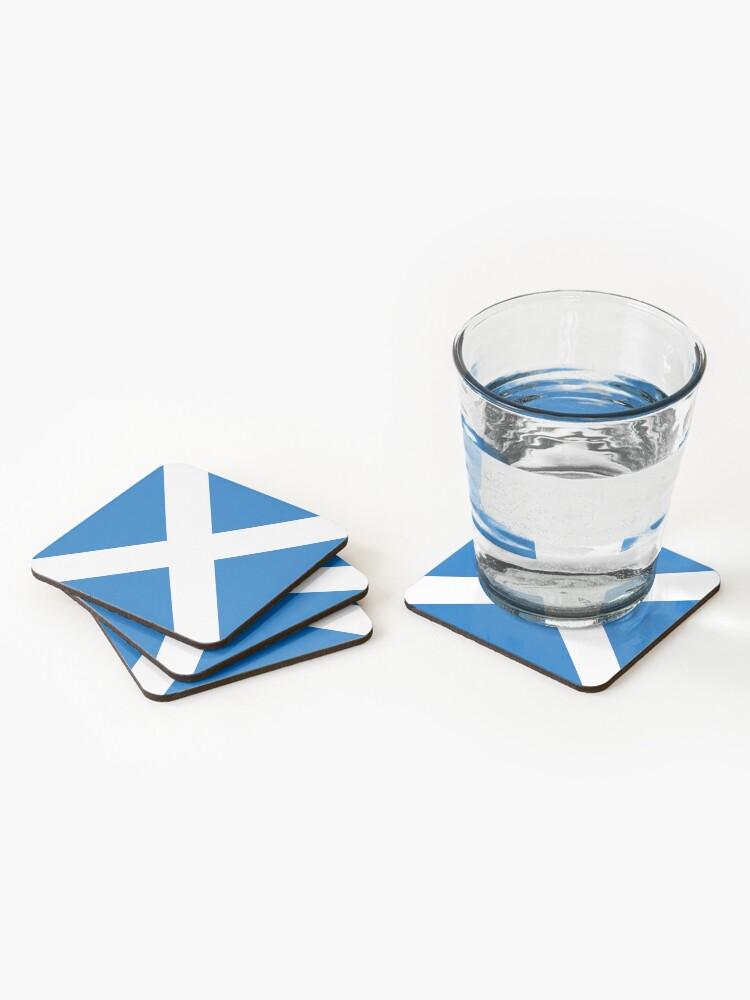Alternate view of Scotland (United Kingdom) Coasters (Set of 4)