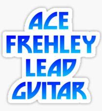 LEAD ACE GUITAR Sticker