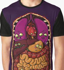 Organ Story Graphic T-Shirt