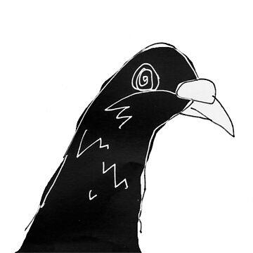 pigeon by mmawson