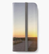 Cape Cod Lighthouse at Sunset iPhone Wallet/Case/Skin