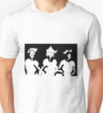 The Triplets Unisex T-Shirt