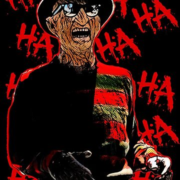 Freddy Laugh by JTK667
