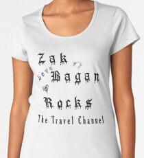 Zak Bagans Women's Premium T-Shirt