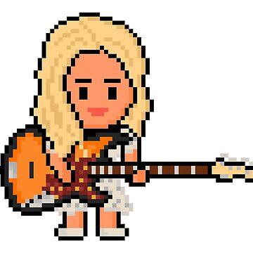 Rock Battle First Lady of Alternative Bass by gkillerb