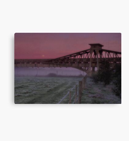 """Twilight Shroud"" Canvas Print"