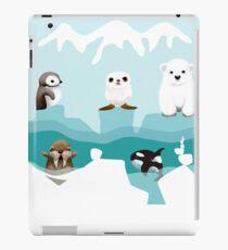 Arctic Friends iPad Case/Skin