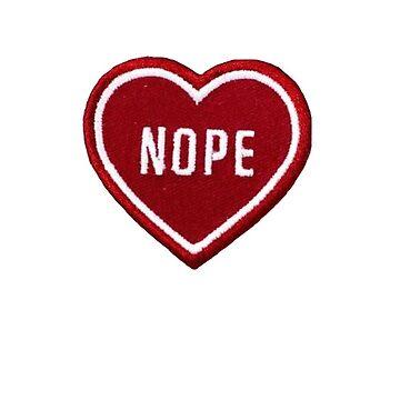 Nope by Piperstamm