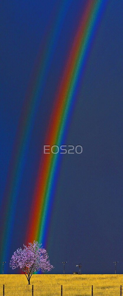 Rural Rainbow  by EOS20