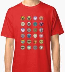 luchador mask me up Classic T-Shirt