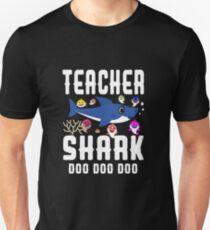 TEACHER SHARK Unisex T-Shirt