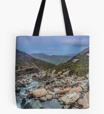 Just off the Miners Path Tote Bag