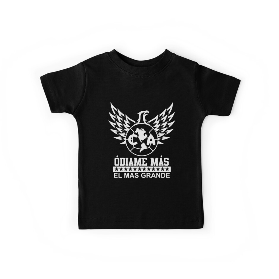 8ab289bfc72 Club America Mexico Aguilas Camiseta Jersey Odiame Mas El Mas Grande  skeleton
