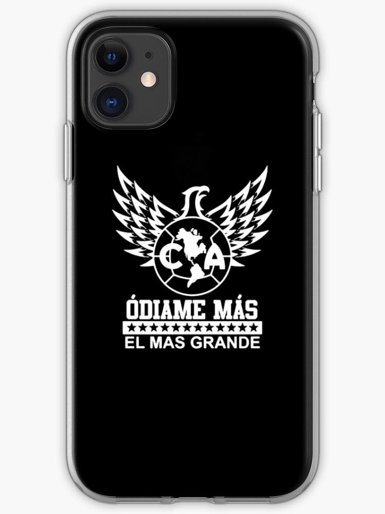 CLUB AMERICA EL MAS GRANDE iphone case
