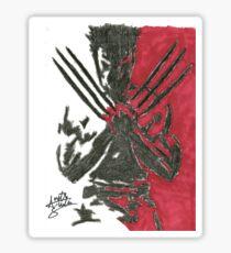 Wolverine - Movie Sticker