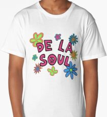 De La Soul Pattern Long T-Shirt
