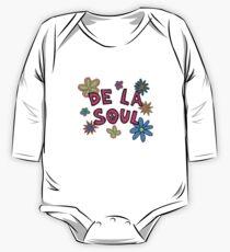 De La Soul Muster Baby Body Langarm