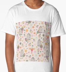 Birds Long T-Shirt