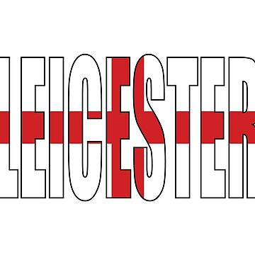 Leicester England by Obercostyle