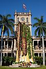 King Kamehameha I Statue by Alex Preiss