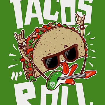 TACOS N 'ROLL by nando-ss