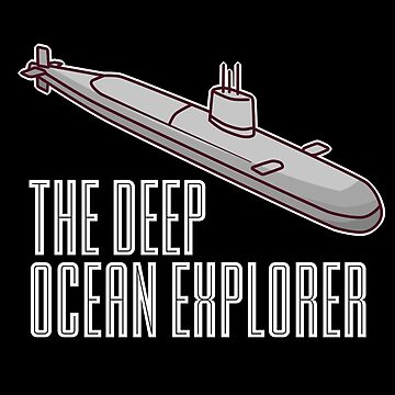 the deep ocean explorer by AlsterDesignUm