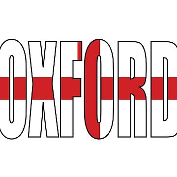 Oxford England by Obercostyle