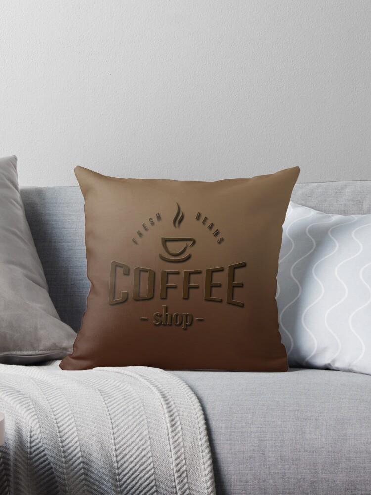 Coffee Range | The Coffee Shop | Coffee Beans  by ozcushionstoo