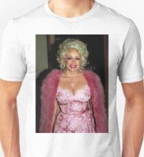 Dolly Parton beautiful woman 60's 70's dyke culture Unisex T-Shirt