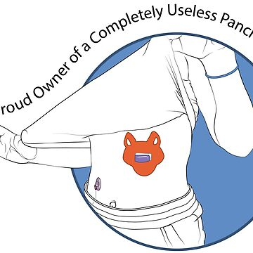 Proud Owner of a Completely Useless Pancreas (light) by UglyMess