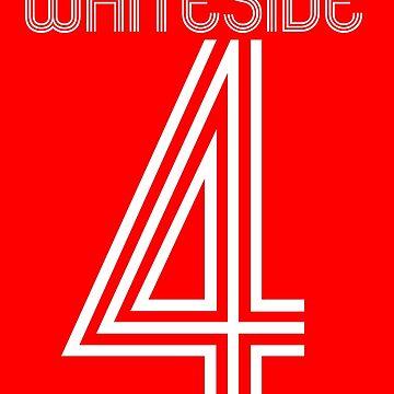 Whiteside Fantastic 4 by BigRedDot