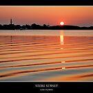 Veere Sunset by Adri  Padmos