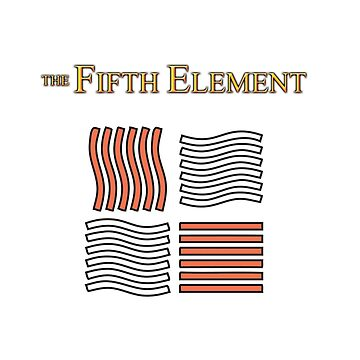 The Fifth Element Symbol  by Kgphotographics