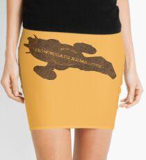 Browncoats Remember Mini Skirt