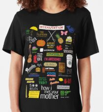 How I Met Your Mother Slim Fit T-Shirt