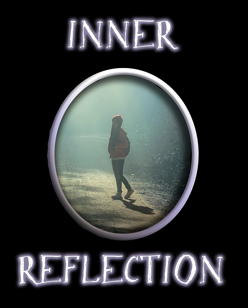 Inner Reflection Mirror by OuroborusBooks