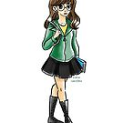 Daria Morgendorffer by Katia  Garofalo