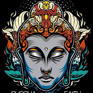 Buddha Faith by Lumio