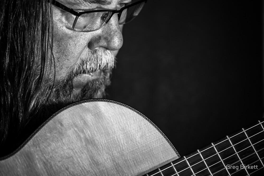 A Face Well Earned by Greg Birkett