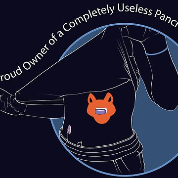 Proud Owner of a Completely Useless Pancreas (dark) by UglyMess