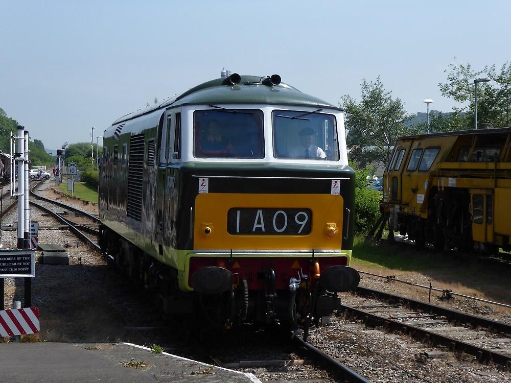 British Rail Class 35 by RailPhotosUK