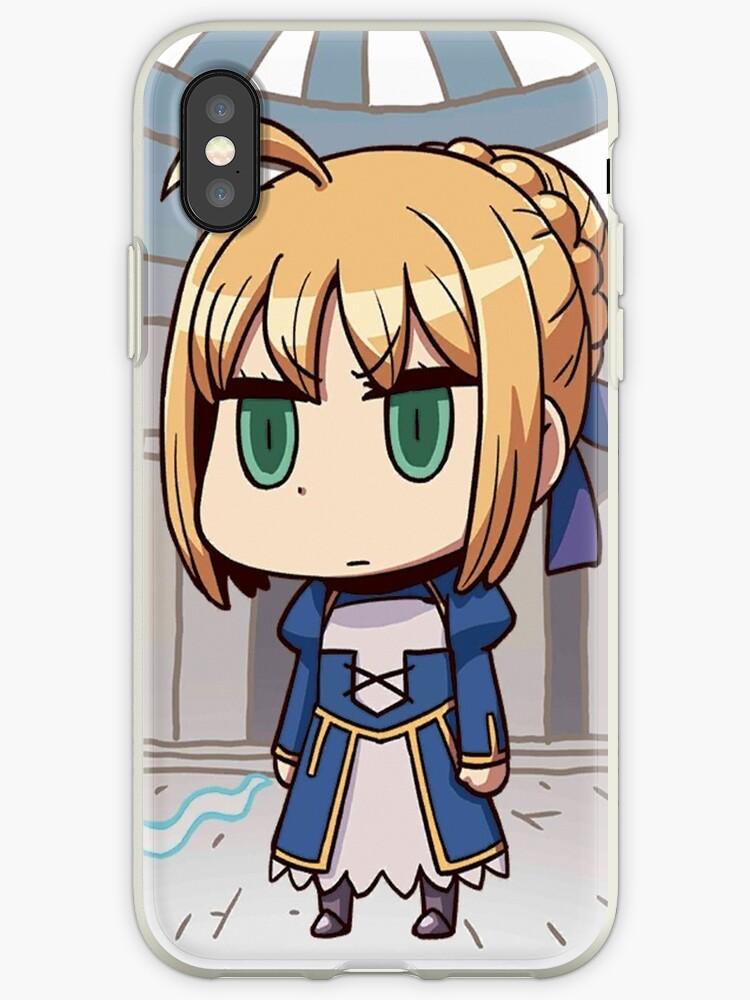 Artoria Pendragon (Saber) - Fate Grand Order by HobiHobo